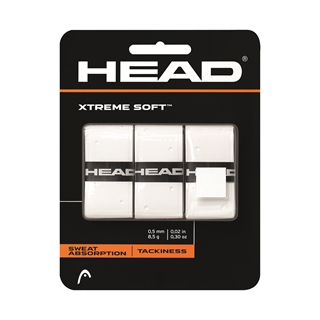 Head Xtreme Soft Pro Overgrip White