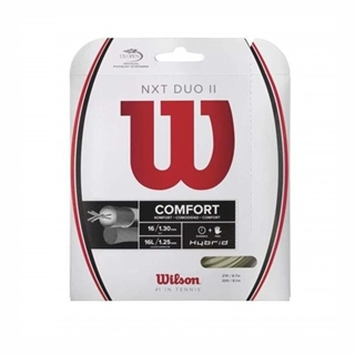 Wilson NXT Duo II Set