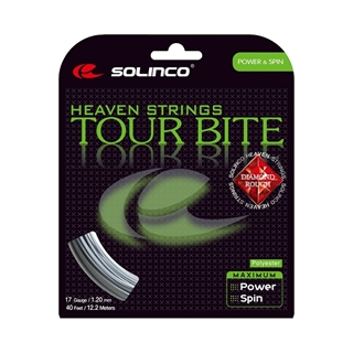 Solinco Tour Bite Diamond Rough Set