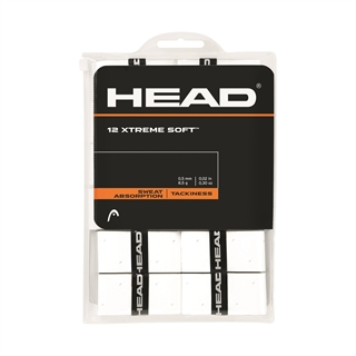 Head Xtreme Soft 12-Pack White