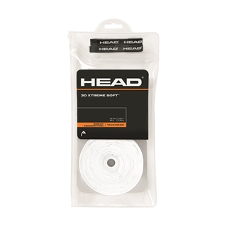 Head Xtreme Soft 30-Pack White