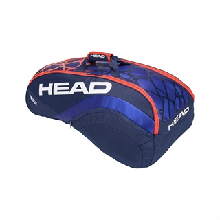 Head Radical 9R Supercombi Blue/Orange
