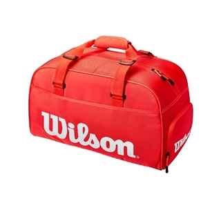 Wilson Super Tour Small Duffle Red