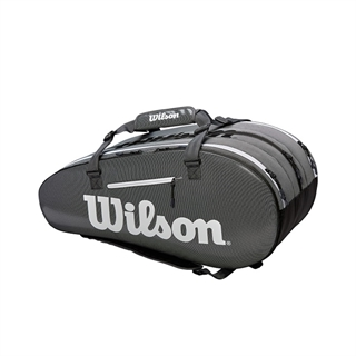 Wilson Super Tour 3 Comp Black/Grey