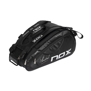 Nox Luxury Lamperti Padel Bag Black