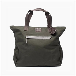 HILDEBRAND Tote Bag Green