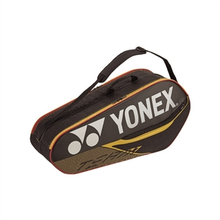 Yonex Team Bag x6 Black/Yellow 2020