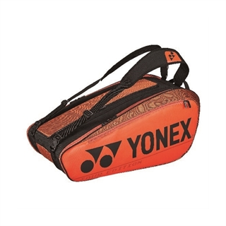 Yonex Pro Bag x9 Copper Orange 2020
