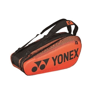 Yonex Pro Bag x6 Copper Orange 2020