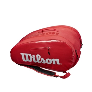 Wilson Super Tour Padel Bag Red