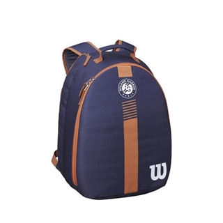 Wilson Roland Garros Junior Backpack Navy