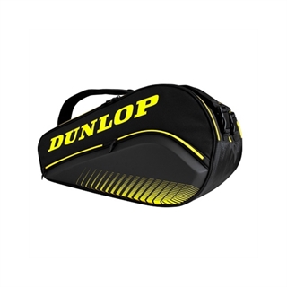Dunlop Elite Padel Bag Black/Yellow