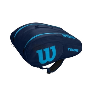 Wilson Team Padel Bag Blue