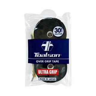 Toalson Ultra Grip 30-pack Black