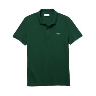 Lacoste Men's Slim Fit Polo Green