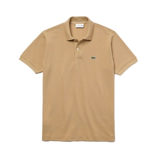 Lacoste Classic Fit Polo Beige