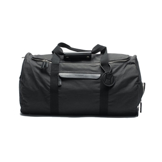HILDEBRAND Padel/Weekend bag Black Canvas