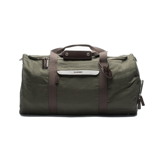 HILDEBRAND Padel/Weekend bag Green Canvas