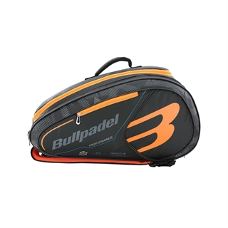 Bullpadel Mid Capacity Black 2021