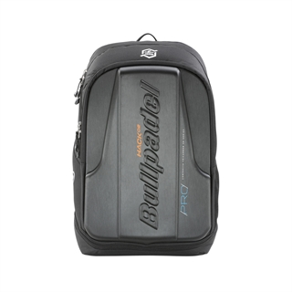 Bullpadel Tech Backpack Black 2021