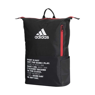 Adidas Multigame Backpack 2.0 Black/Red
