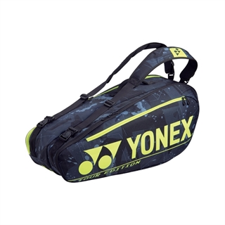 Yonex Pro Bag x6 Black/Yellow 2021