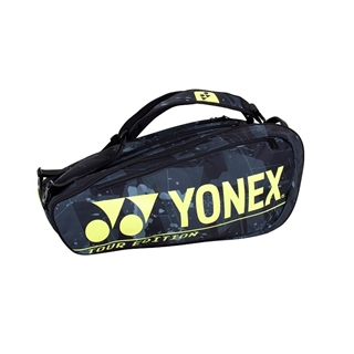Yonex Pro Bag x9 Black/Yellow 2021