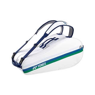 Yonex 75th Racquet Bag x6 White