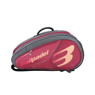 Bullpadel Mid Capacity Grey/Red 2021