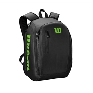 Wilson Tour Backpack Black/Green 2021
