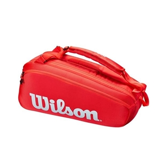 Wilson Super Tour 6PK Red