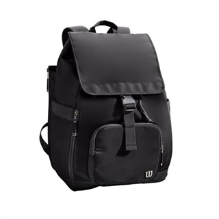 Wilson Women Fold Over Backpack Black