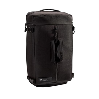 Wilson Work/Play Duffel Backpack Black