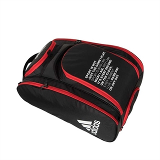 Adidas Racket Bag Multigame Padel Black/Red