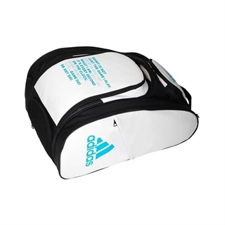 Adidas Racket Bag Multigame/Padel White