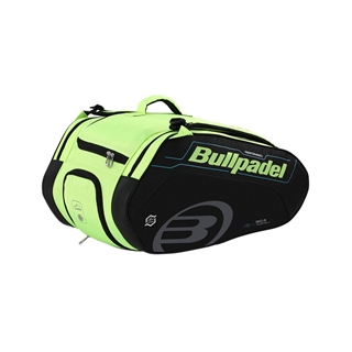 Bullpadel Mid Capacity Black/Yellow