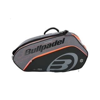 Bullpadel Mid Capacity Grey/Black/Orange