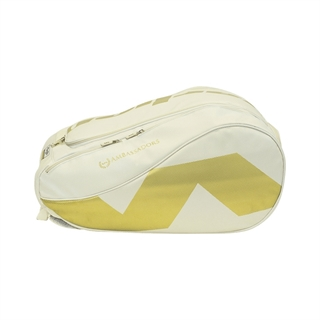 Varlion Ambassadors Padel Bag White