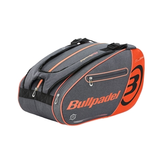 Bullpadel Tour Bag Grey/Orange
